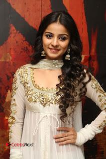 Telugu Actress Mahima Makwana Stills in White Desginer Dress at Venkatapuram Movie Logo Launch  0092.JPG