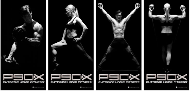 P90X Workout Schedule P90x