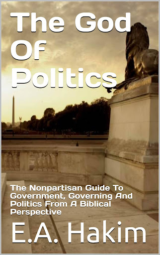 Purchase Your Copy Of The God Of Politics Here