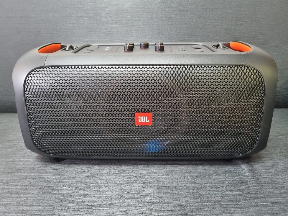JBL PartyBox On-the-Go Front
