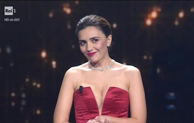 Serena Rossi flop seconda puntata canzone segreta 19 marzo