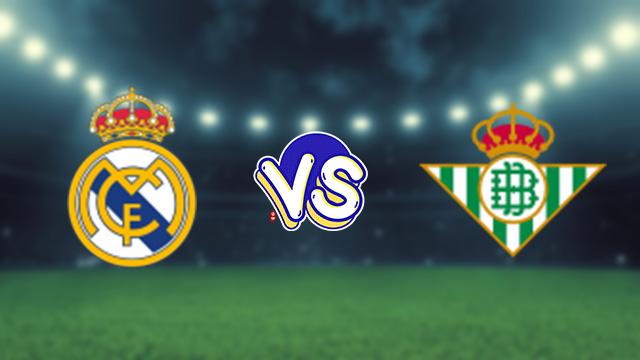 مباراة ريال مدريد ضد ريال بيتيس