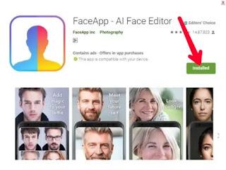 Install-FaceApp