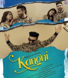 KANGNI LYRICS   Preet Harpal New Punjabi Song   DjPunjabNeW.CoM