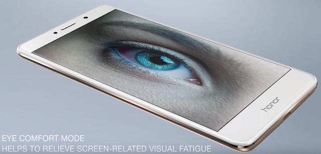 Huawei Honor 6X smartphone is very stylish