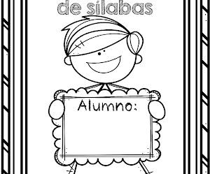 CUADERNILLO DE SILABAS