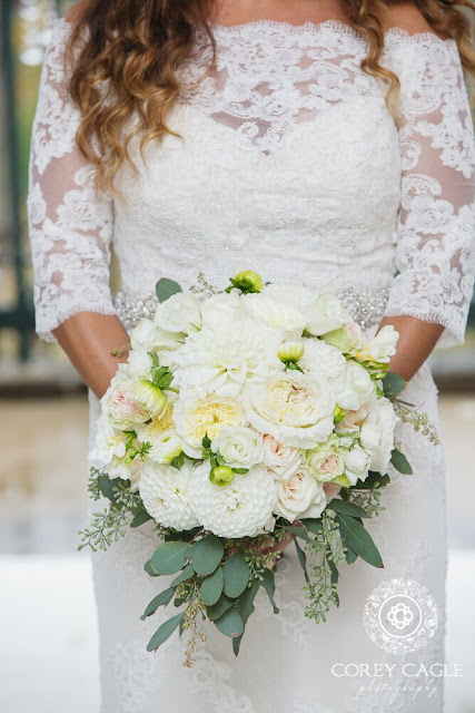Bride's Bouquet | Corey Cagle Photography