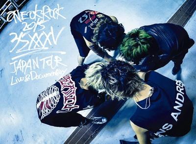 """[TV-SHOW] ONE OK ROCK 2015 """"35xxxv"""" JAPAN TOUR LIVE & DOCUMENTARY (2016/04/06)"""