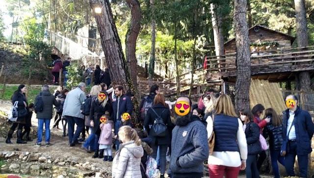 Ιωάννινα:Το Δάσος των Ευχών συνεχίζει ακάθεκτο!