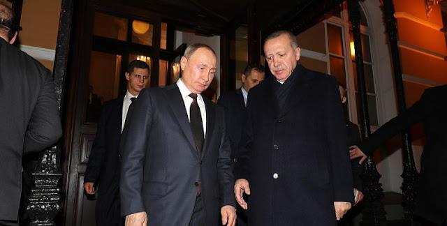 """Πανωλεθρία για τον Ερντογάν στο """"Πρωτόκολλο της Μόσχας"""""""