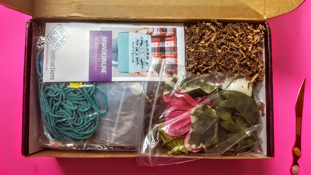 first look in the brand e biy box