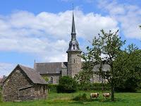 église dans le calvados