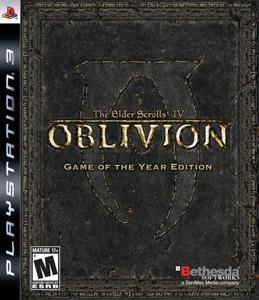 The Elder Scrolls IV Oblivion GOTY PS3 Torrent