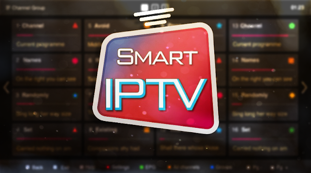 how to setup iptv on smart tv app