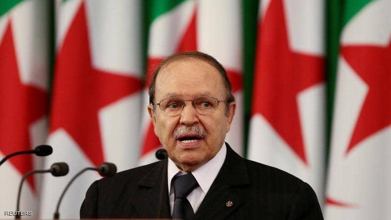 """بوتفليقة يوجه """"رسالة وداع"""" للشعب الجزائري.. ويطلب """"السماح"""""""