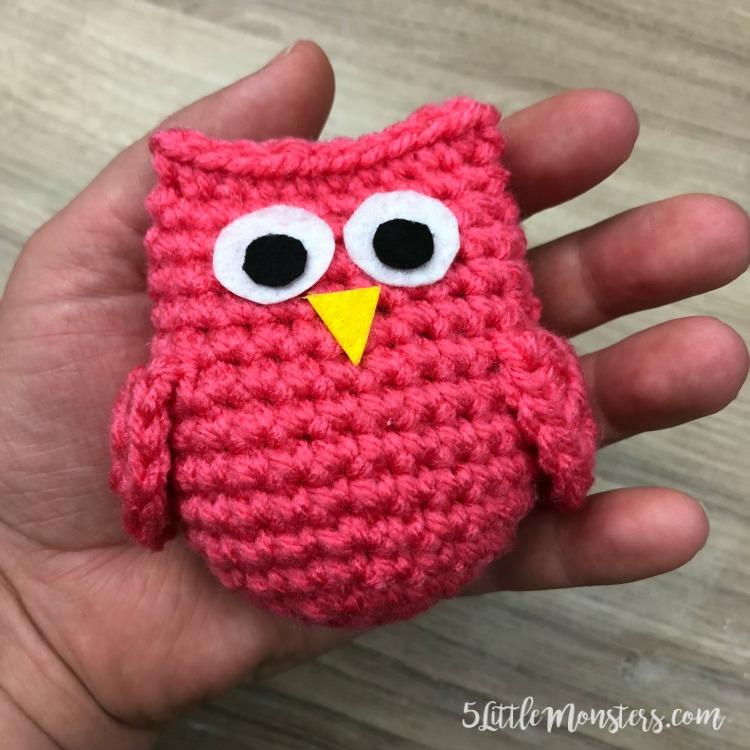 Free crochet owl amigurumi pattern - Amigurumi Today | 750x750