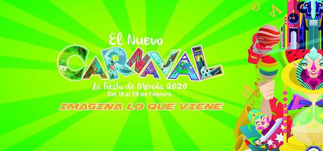 carnaval mérida 2020