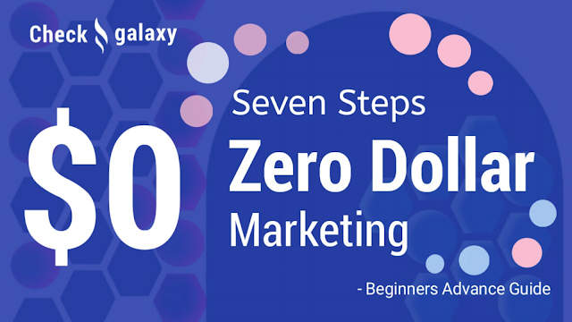 7- Steps to Increase Sales with Zero Dollar marketing.