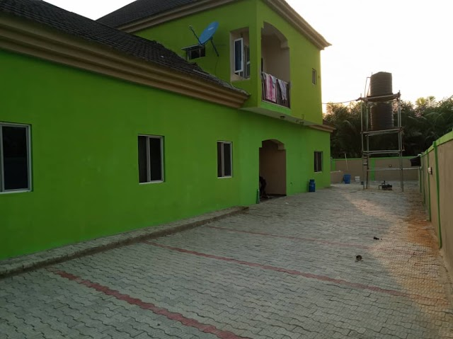 Perfect 4 bedroom duplex with 3 bq  for sale