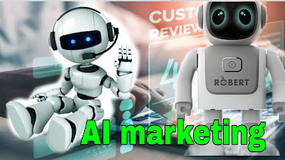 ماهو التسويق التسويق بالذكاء الاصطناعي AI Marketing