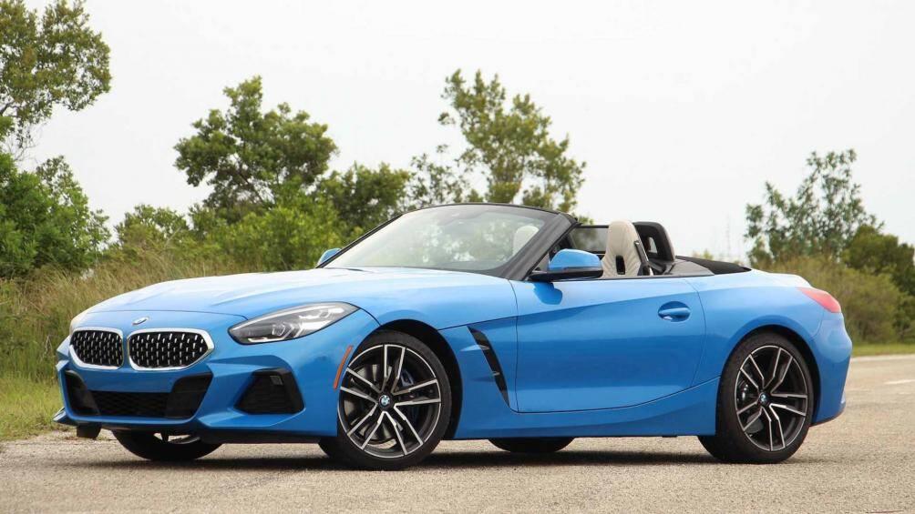 Cận cảnh BMW Z4 2020 sắp ra mắt tại Việt Nam