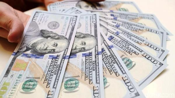 Dolar AS Loyo ke Rp 14.070