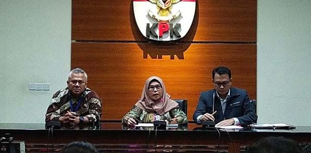OTT Wahyu Setiawan, KPK Tetapkan 4 Tersangka