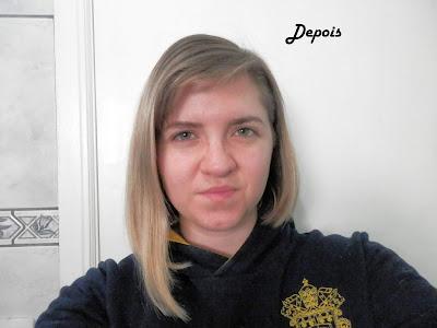 cabelo depois do cronograma capilar com getwells