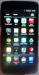 Cara Flash Andromax G2 AD681H via QFIL