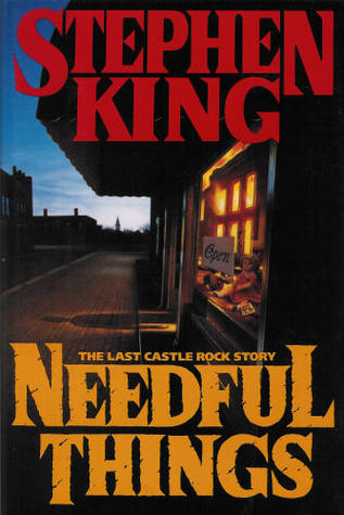 Jason Reviews: Needful Things by Stephen King