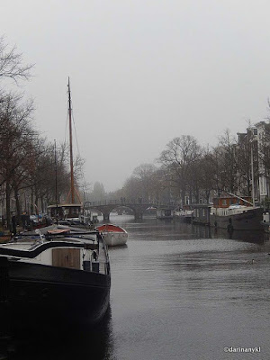 Early Morning in Amsterdam
