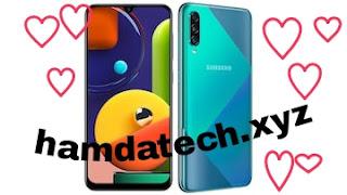 تعريف هاتف سمسون جلكسي A50s و A30s