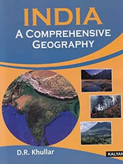 India Comprehensive Dr khullar Indian geography pdf