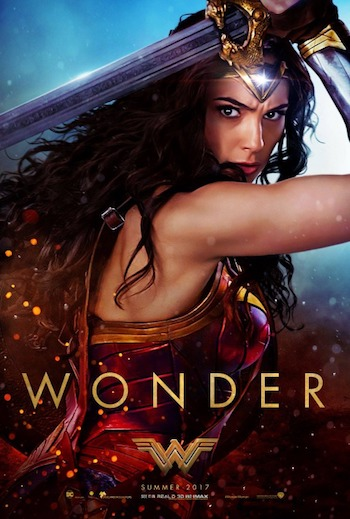 Wonder Woman 2017 English Full Movie Download