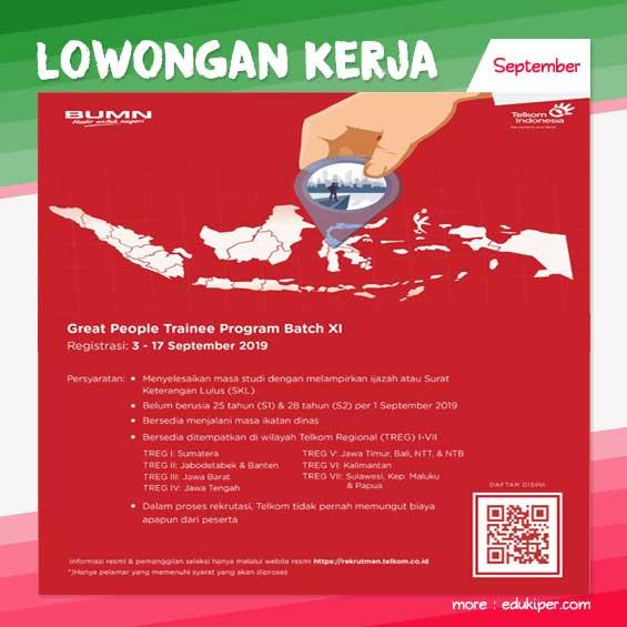lowongan-kerja-BUMN-terbaru-PT-Telkom-Indonesia
