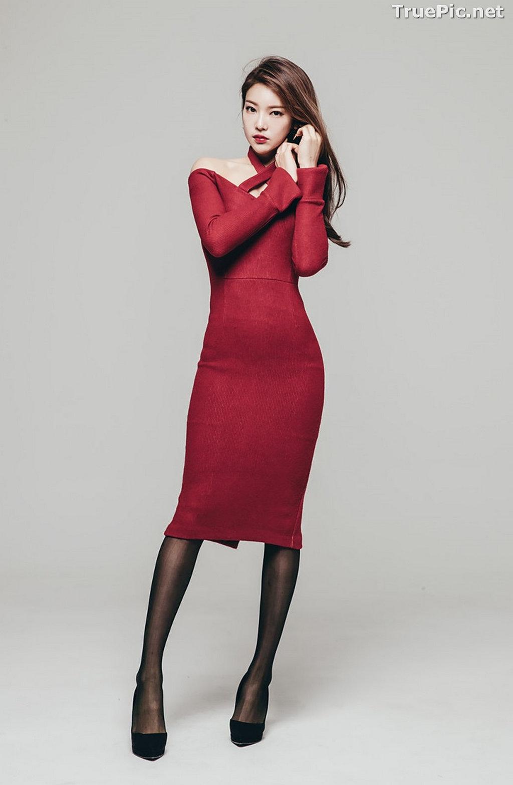 Image Korean Beautiful Model – Park Jung Yoon – Fashion Photography #11 - TruePic.net - Picture-24