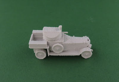 Rolls Royce Armoured Car picture 9