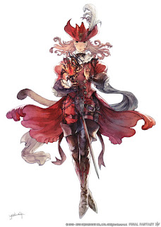 """""""Final Fantasy XIV"""" - Stormblood."""