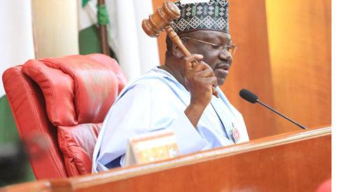 Senate will affirm $30 billion credit demand from Buhari, says Lawan
