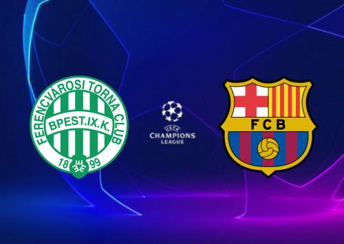 Ferencvaros vs Barcelona -Highlights 02 December 2020