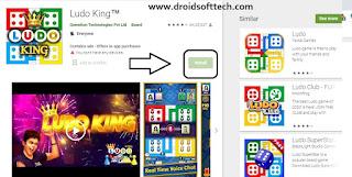Install Ludo king on pc