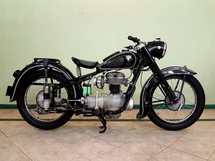 Jual Motor Tua Antik BMW R25 Kuaci - LAPAK MOBIL DAN MOTOR