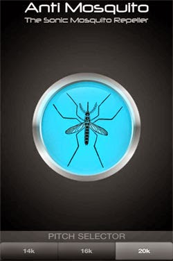 Anti Mosquito App