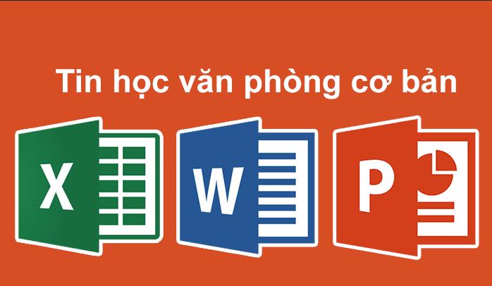 Chia sẻ khóa học tin học văn phòng Excel - word - powerpoint
