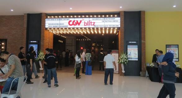 Lowongan Kerja Cinema Manager CGV Cinemas Cikupa Tangerang