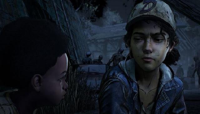 سيتم انهاء The Walking Dead: الموسم الاخير من قبل Skybound Games