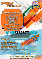 Karir Surabaya di 9 Heaven Karaoke & Resto Januari 2020