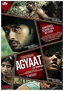 Agyaat (2009) Hindi 720p HDRip x264 1.GB