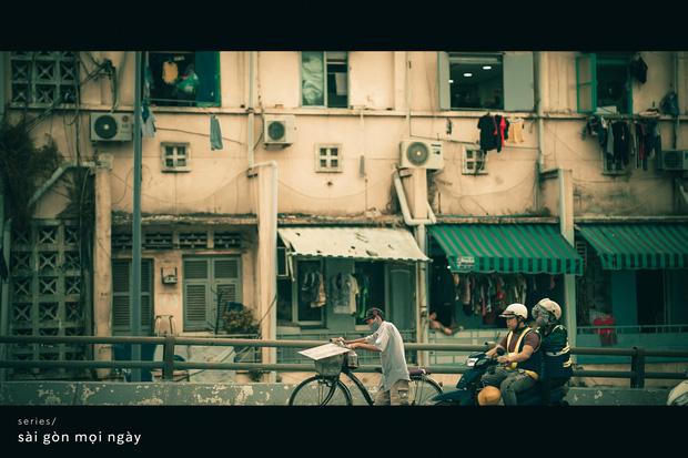 Có một Sài Gòn thật khác: Giữa xô bồ và hoa lệ, vài khoảng lặng khiến ta càng nhìn càng thương!