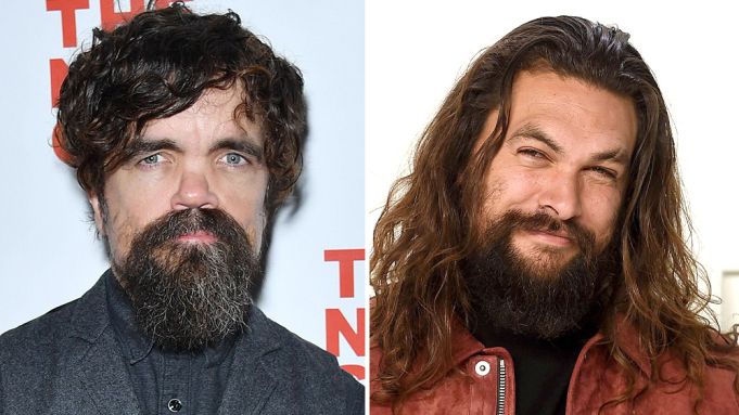Peter Dinklage and Jason Momoa starred in the vampire movie Good Bad & Undead